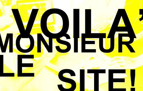 MONSIEUR-LE-SITE
