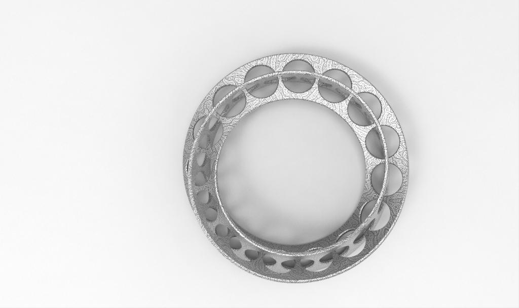 Moebius Ring.10181